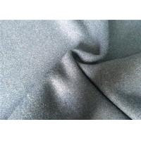 China Professional 600g/M Cashmere Wool Blend Fabric OEM / ODM Acceptable on sale