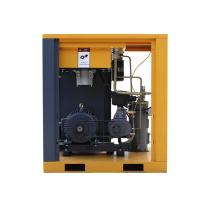 Buy cheap 22kw/30hp high pressure 15Bar Belt Driven Screw Air Compressor for Laser Cutting product
