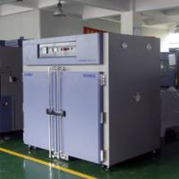 Buy cheap Electronics / Battery Industrial Drying Ovens PID Automatic Adjustment Function product