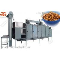 Buy cheap Continuous seed roasting machine for sale/ nut roaster machine factory price supplier product