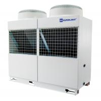 Buy cheap Heating / Cooling 66kW Air Cooled Modular Chiller Electric Air Source Heat Pump product