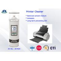 Buy cheap Eco-friendly Electrical Contact Cleaner Spray , 400ml Printer Head Cleaner Spray product