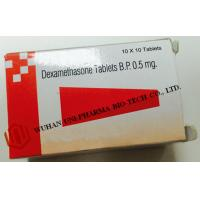 Western Medicine Dexamethasone Tablets B.P. 0.5mg. (Palliative treatment of rheumatoid arthritis)