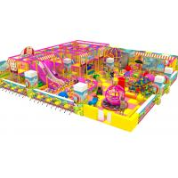 Buy cheap Colorful Theme Kids Indoor Playground For Shopping Mall 1680 * 1000 * 350cm product