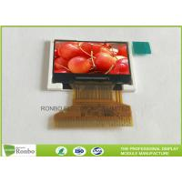 China Handheld PDA Small LCD Display 0.96 Inch 128x64 With SPI / MCU 8 Bit Interface on sale