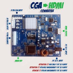 Buy cheap CGA to Hdmi converter board product
