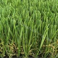 Buy cheap Silky Soft Monofilament PE + Curly PP Outdoor Artificial Turf / Artificial Grass Carpet Rug product