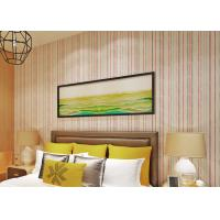 Buy cheap Non Woven Modern Removable Wallpaper, Modern House Wallpaper Size Customized product