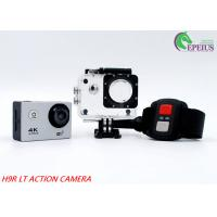 Buy cheap 140D 2.0 Inch 1080p Waterproof Action Camera 4k Mini 900 MAh USB 2.0 With from wholesalers