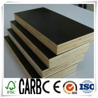 Buy cheap Water Proof Black Film Faced Plywood with WBP Glue product