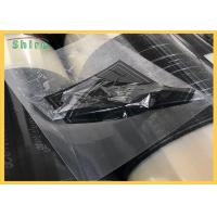 Buy cheap LOGO Printed Transparent PE Protective Film For PET Film / PVC Protection Film product