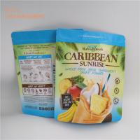 Buy cheap Stand Up Snack Bag Packaging Custom Printed Prevent Leakage For Food Industry from wholesalers