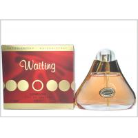 Buy cheap Red Color Lonkoom Waiting Perfume , Body Spray Perfume For Women product