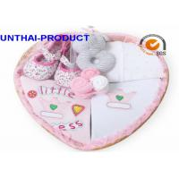 Buy cheap Customized Baby Clothes Gift Set Total 7 Packs With 100% Cotton Material product