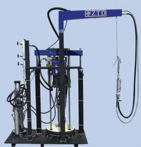 Máquina de vidro SDQ-II do vedador