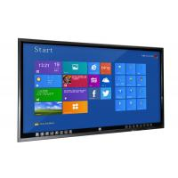 Buy cheap University Teaching Flat Touch Screen Monitor , 70 Inch Learning Monitor Mit from wholesalers