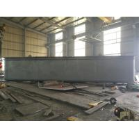 Buy cheap Durable Metal Water Tanks For Sale, Industrial Galvanized Water Tank product