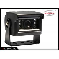 Quality Mini RV Backup Bus Rear View Camera With Horizontal / Vertical Image Adjusting for sale