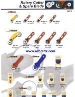 China Cortador giratório/cortador giratório estofando wholesale