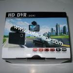 720P HD Car DVR with Rotable Dural Lens CT-C166