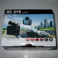 Buy cheap 720P HD Car DVR with Rotable Dural Lens CT-C166 product