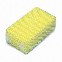 Buy cheap Soft Scrub Insect Sponge, Available in Different Colors product