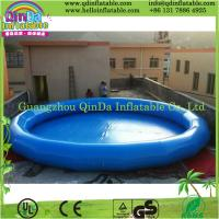 Buy cheap Piscina adulta inflable de la piscina inflable grande comercial product