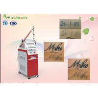 Buy cheap Korea imported 1064 / 532nm Q Switched Nd Yag Laser /Tattoo Removal Machine /Laser Tattoo Removal Skin Care Picosure mac product