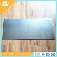 China ASTM B265 Titanium Alloy Plates Offered By China Supplier on sale
