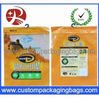 Buy cheap Top Ziplock Plastic Hanger Bags For Packing Underwear From Factory product