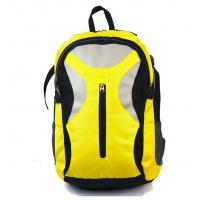 Yellow Women'S Computer Backpack / Womens Laptop Backpacks For Hiking