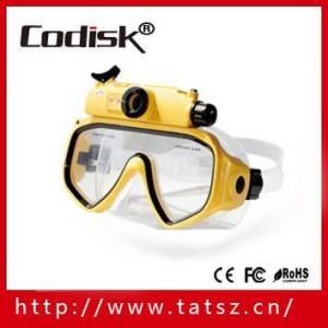 Buy cheap Máscara subaquática da câmara digital com vídeo/câmera 30M impermeáveis product