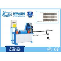 Buy cheap Steel Wire Welding Machine , Wire Automatic Straightening and Cutting Machine product
