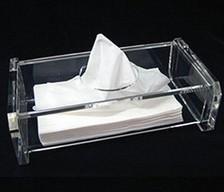 Buy cheap Wholesale Acrylic Napkin Box, Napkin Box, Tissue Box product