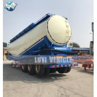 Buy cheap Low price 3 axle cement truck powder semi trailer for sale product