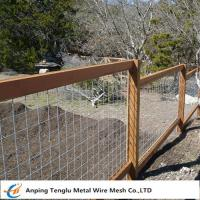 Buy cheap Welded Wire Fences| Galvanized or Stainless Steel Rolled Wire Fencing for Building product