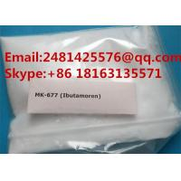 Buy cheap MK-677 Ibutamoren SARMS Raw Powder MK677 CAS 159752-10-0 For Muscle Building from wholesalers