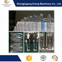 Buy cheap Stable Temperature Heating Bottle Blow Molding Machine With Stretching System product