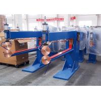 Buy cheap Wash Basin Auto Welding Machine , 75KVA Adjustable Roller Degree Spot Welding System product
