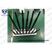 Buy cheap UHF Radio All Bands Mobile Jammer Device Desktop Type Compatible With ICNIRP Standards product