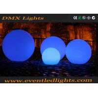 Buy cheap Christmas Decorative LED Waterproof Ball Solar System Recharging Waterproof product