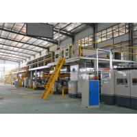 Buy cheap 5-layer corrugated cardboard production line for corrugated cardboard from wholesalers
