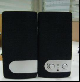 Buy cheap Диктор ноутбука УСБ простого импеданса РМС 0.5В/П.М.П.О 300В/40хм 2,0 черноты product