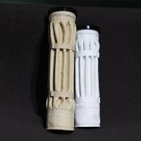 Buy cheap Pleated Dust Collector Filter Bags Polyester Material Hydrolysis Stable product