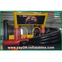Buy cheap 5 X 8m Inflatable Jumping Boucer Castles Inflatable Water Slide Combia product