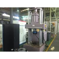 Buy cheap Servo Hydraulic Tension Fatigue Testing Equipment 1000kN 0.01-10Hz 0.5% Load Accuracy product