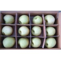 Buy cheap Juicy Golden Fresh Pears Sweet Containing Electrolytes , Natural Pear, Fruit large small core product