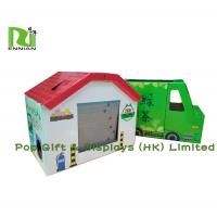 Buy cheap Cat Scratchers Corrugated Cardboard Furniture House Display For Pet Retailers product