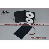 Buy cheap Double Cotton Fabric Linen DVD CD Cover product