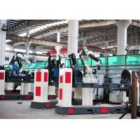 Buy cheap Car Parts Automated Welding Machine ,  LED Touch Color Screen Robotic Welding Fixtures product